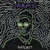 Shamir, Ratchet, album Cover, Strich Zeichnung, Kreidezeichnung,