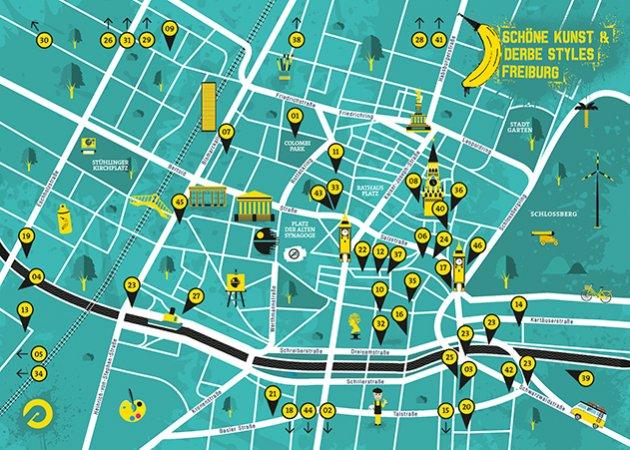 artmap, Kunst, Tourism, Freiburg, Road To Art, Local, Germany, Kultur, Exhbition, Gallery, Museum